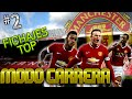 "FIFA16 Modo Carrera ""Manager"" MANCHESTER UNITED 
