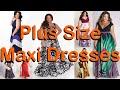 Beautiful Plus Size Maxi Dresses