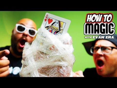 5 AMAZING Magic Tricks I Invented!