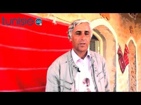 TUNISIE.co : Visite à la Maison de l'artisan de Béni Khédache (Médenine)
