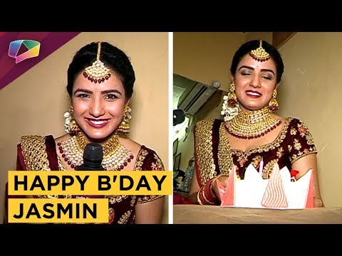 Jasmin Bhasin Celebrates Her Birthday With India Forums | Exclusive
