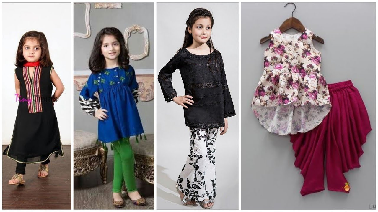Top Stylish Baby Girl Dresses Collection