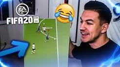 FIFA EN JOUANT DANS UN MIROIR ! LE PIRE CHALLENGE... 🤣