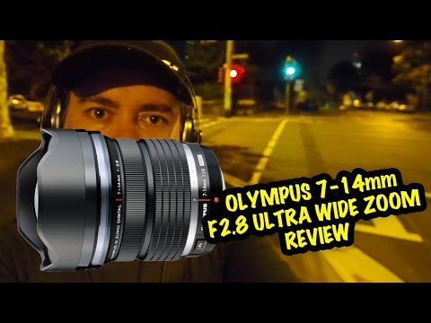 REVIEW; Olympus Ultra Wide Zoom 7-14mm F/2.8 PRO Lens