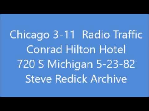 Chicago 3-11 Conrad Hilton Hotel