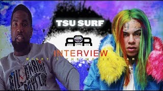 "TSU SURF On Speculation Of Tekashi 6ix9ine Snitching On Tr3way ""If Shotti Pled Out It Made Sense"""