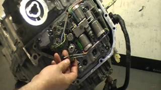 AW55-51SN / RE5F22A Transmission Part 3