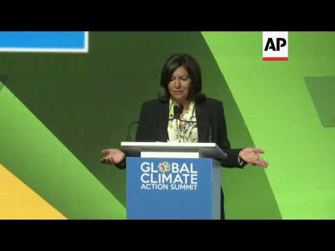 World leaders in San Francisco for climate action summit