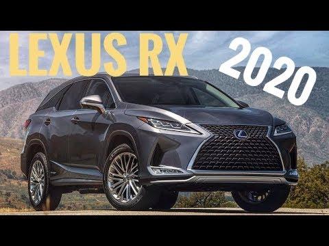 LEXUS RX 2019 - обзор Александра Михельсона / Лексус РХ