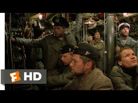 U571 1/11 Movie   German UBoat Attack 2000 HD
