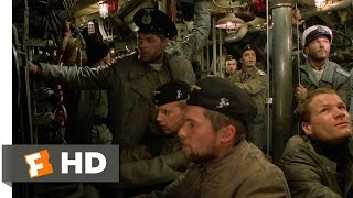 U-571 (1/11) Movie CLIP - German U-Boat Attack (2000) HD