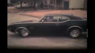 1969 442 Olds Super8 Movie Transfer