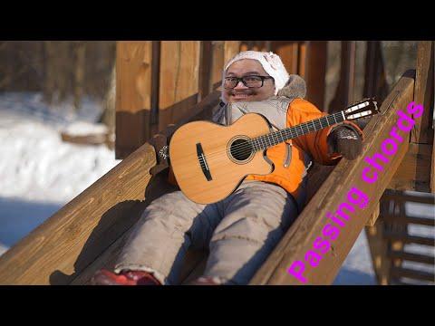 [Để chơi đàn hay hơn] Học passing chord, hợp âm nối đi!