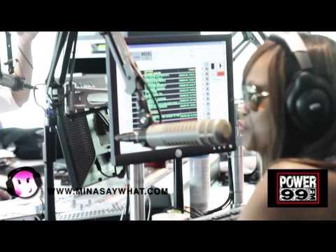 Eve Talks & Mina SayWhat Have Breakfast - Talks Lip Lock, Ruff Ryder Reunion, Intimacy With Her Man