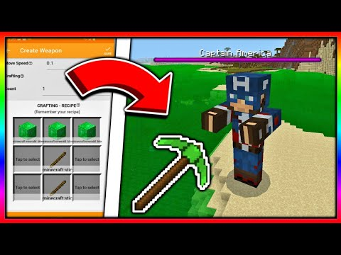 How To Make ADDONS MODS For MCPE 2020 (1 16 ) Minecraft