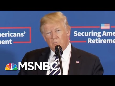The Story That Set President Donald Trump Off Today | The Last Word | MSNBC