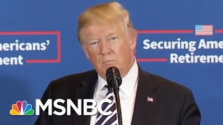 The Story That Set President Donald Trump Off Today   The Last Word   MSNBC
