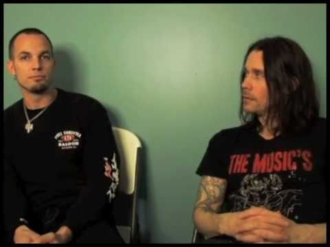 Alter Bridge answer YOUR questions!