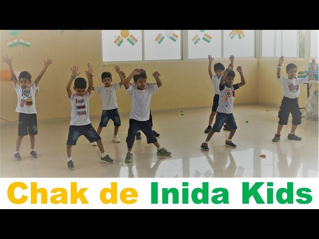Chak De India Dance kids dance performance / Independence Day /Patriotic| | 26 January dance for kid
