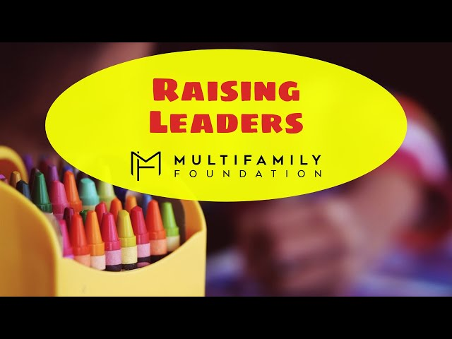 Lead by Example: Raising Tomorrow's Leaders