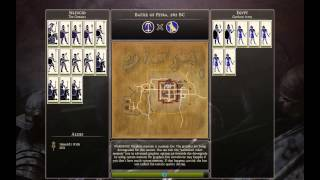 Total War: Rome 2 - Seleucid Walkthrough Episode 3 - Egyptian Wars Begin Thumbnail
