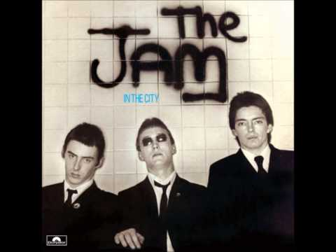 The Jam - In the City (Full Album) 1977
