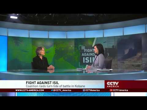 Phyllis Bennis from the Institute for Policy Studies discusses the battle against ISIL