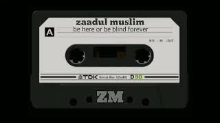 Gambar cover ZAADUL MUSLIM - Robbikholaq Thohaminnur #Voc Abdu