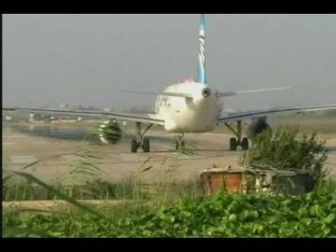 Planes Spotting At Alexandria International Airport ( HEAX - ALY )
