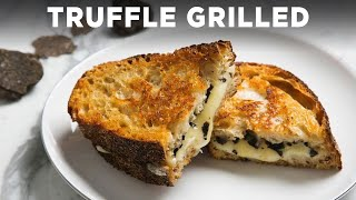 Truffle Grilled Cheese