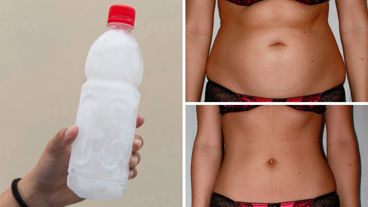 You Can Lose Weight By Only Using Ice Packs