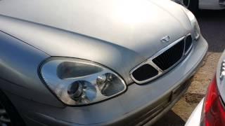 Korean used Car - GM Daewoo Nubira (Seoul Trading) [Autowini.com]