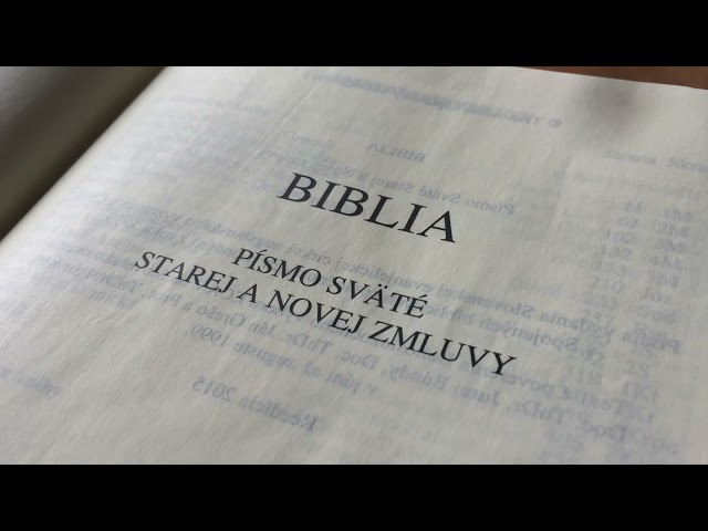 Biblická štvrťhodinka 31