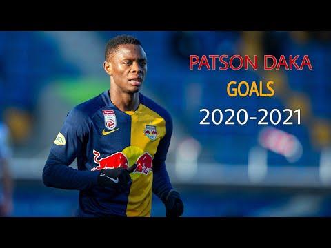 Patson Daka goals and skills 2020-21