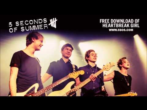 5 Seconds of Summer - Heartbreak Girl (Audio)