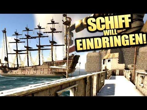ATLAS - Schiff will eindringen! - 9 - [ Atlas Gameplay German | Deutsch ]