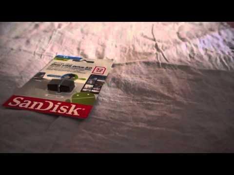 SanDisk Pendrives (Ultra 32GB USB 3.0 OTG & Cruzer Switch 32GB) - From Amazon
