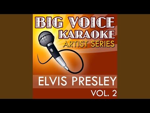 Suspicious Minds (In The Style Of Elvis Presley) (Karaoke Version)