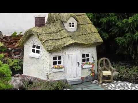 Fairy Garden Houses Design Ideas   YouTube