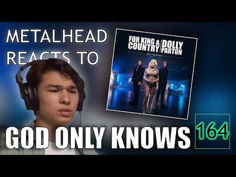 """METALHEAD REACTS TO COUNTRY-INFUSED POP: For KING & COUNTRY X Dolly Parton - """"God Only Knows"""""""