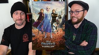 Frozen 2 - Sibling Rivalry