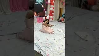 cutest dance from Manya on prem ratan dhanay payo