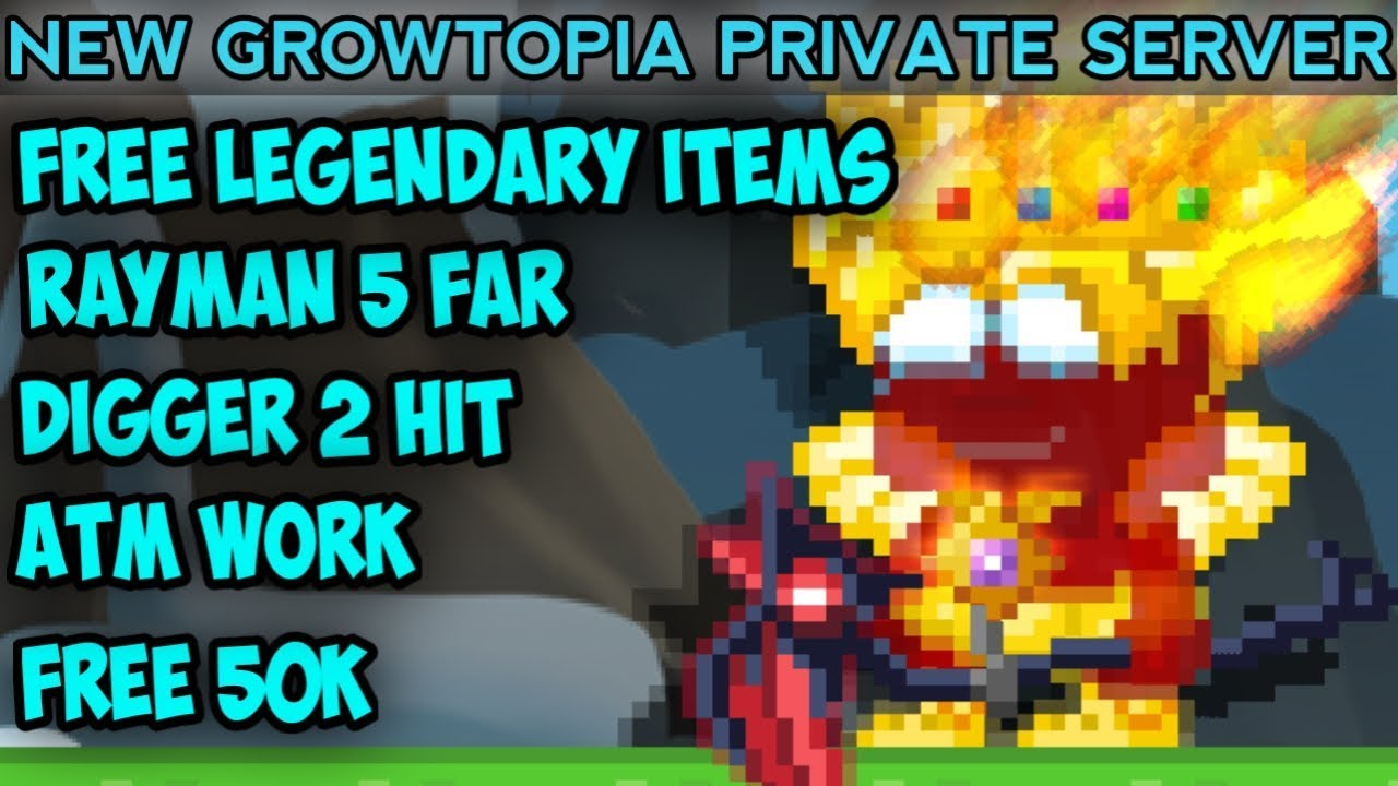 Growtopia private server android