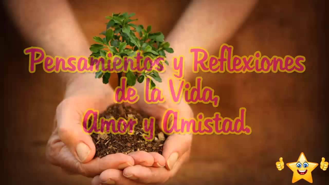 Reflexiones De Vida Amor Y Amistad Videos De Reflexiones Youtube