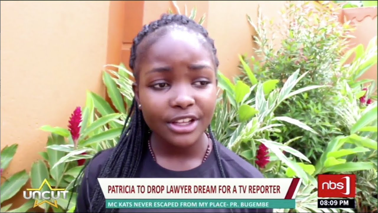 Ghetto Kid, Patricia gets second grade in UCE exams, drops lawyer dream for a TV reporter  Uncut
