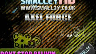 Axel Force - Don
