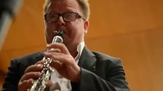 Concert with Wenzel Fuchs. Coriolan Overture and Concerto for two clarinets op.35...Franz Krommer