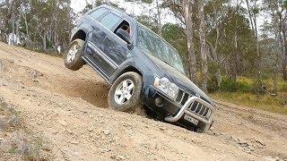 The Mighty Jeep Grand Cherokee HEMI