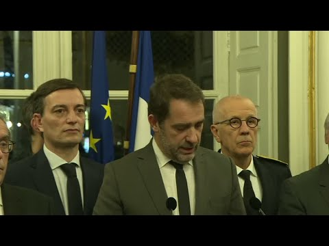 وزير الداخلية الفرنسي يعلن مقتل المشتبه بتنفيذ هجوم ستراسبورغ  - نشر قبل 3 ساعة
