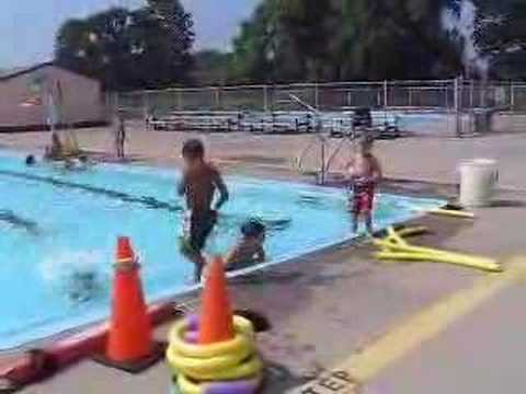 sveta 39 s swimming lesson maryvale pool youtube